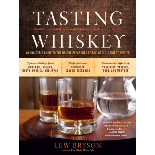 Tasting Whiskey Book