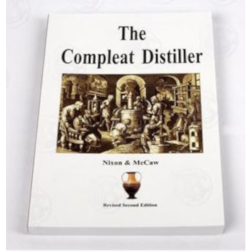 The Compleat Distiller Book