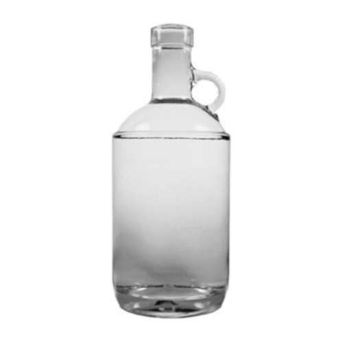 750 ML FLINT MOONSHINE DESIGN SPIRIT BOTTLE
