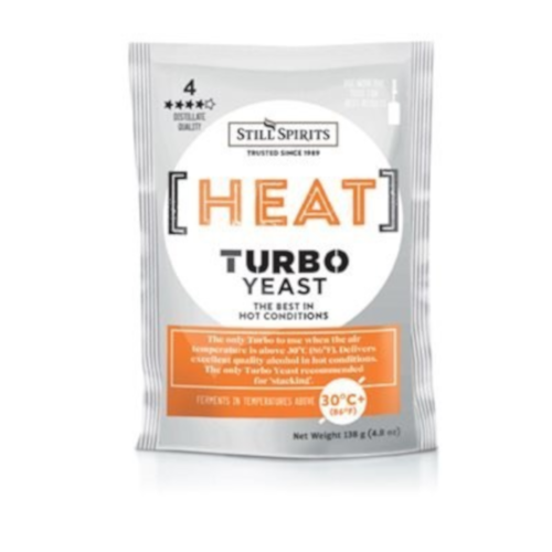 Still Spirits Heat Wave Turbo Yeast - 90 g