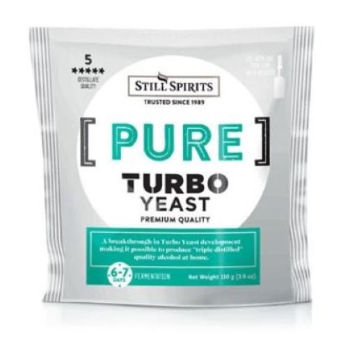 Still Spirits Turbo Triple Distilled (Pure) - 110 g