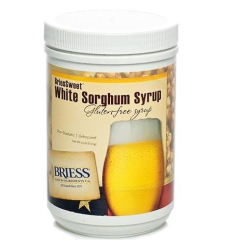 LME - Briess White Sorghum Syrup - 3.3 LB