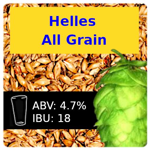 SoCo - Helles - All Grain