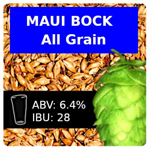 SoCo - Maui Bock - All Grain
