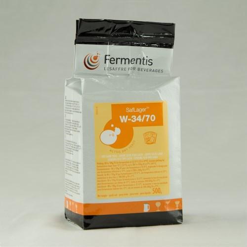 Fermentis Saflager W-34/70 - 500 g