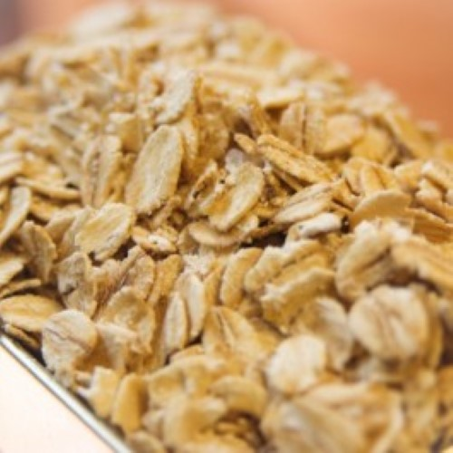 Flaked Oats - Per Pound