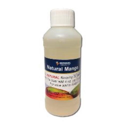 Natural Mango Flavoring - 4 oz