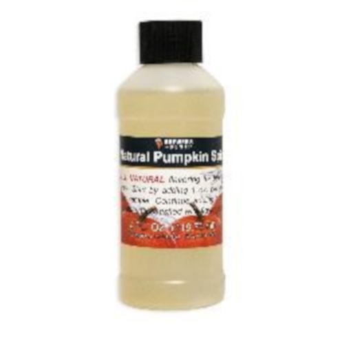 Natural Pumpkin Spice Flavoring Extract - 4 oz