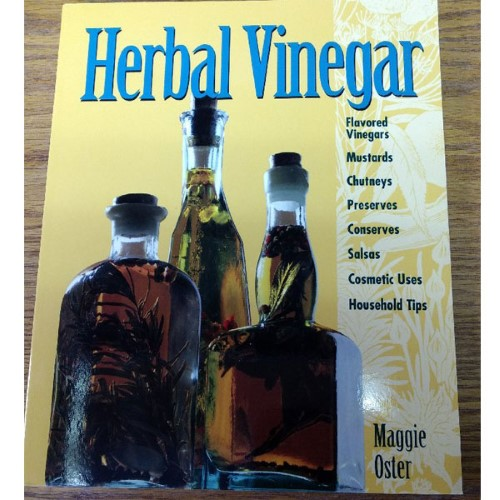 Herbal Vinegars Book