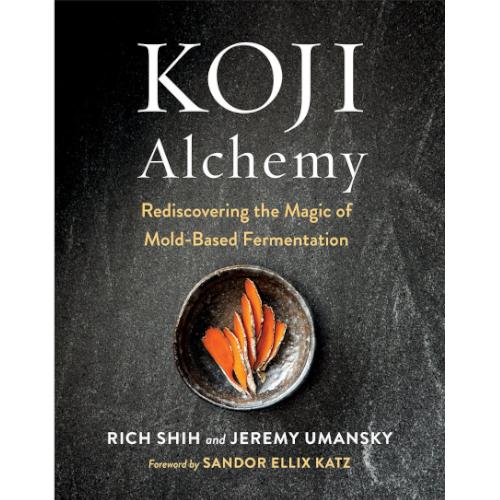 Koji Alchemy  Book