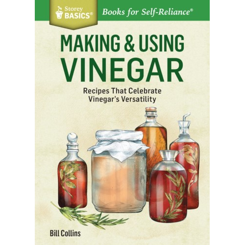 Making & Using Vinegar  Book