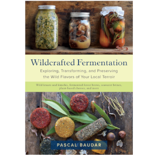 Wildcrafted Fermentation Book