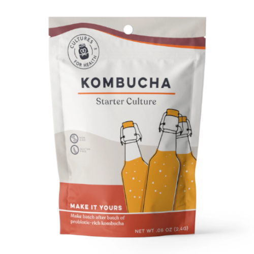 Kombucha Tea Starter - Cultures For Health (CFH)