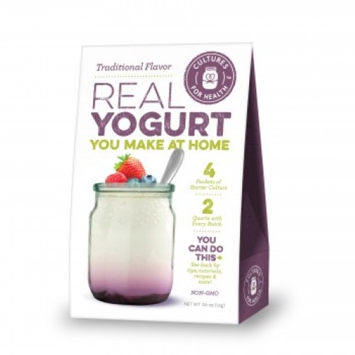 Traditional Flavor Yogurt Starter - Cultures for Health (CFH)
