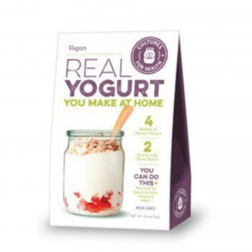 Vegan Yogurt Starter - Cultures for Health (CFH)