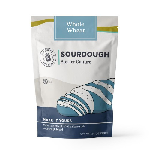 Whole Wheat Sourdough Starter - Cultures for Health (CFH)