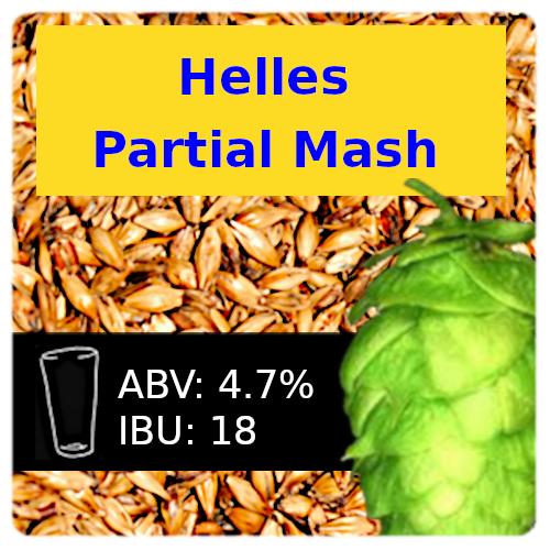 SoCo - Helles - Partial Mash
