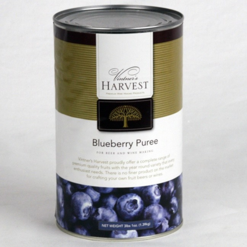 Blueberry Puree - 49 oz