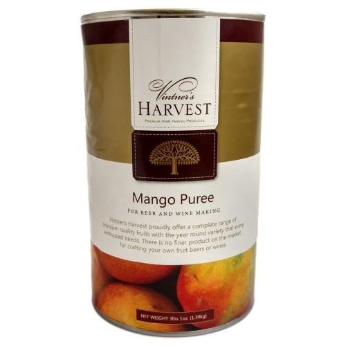 Mango Puree (Oregon Fruit) - 49 oz