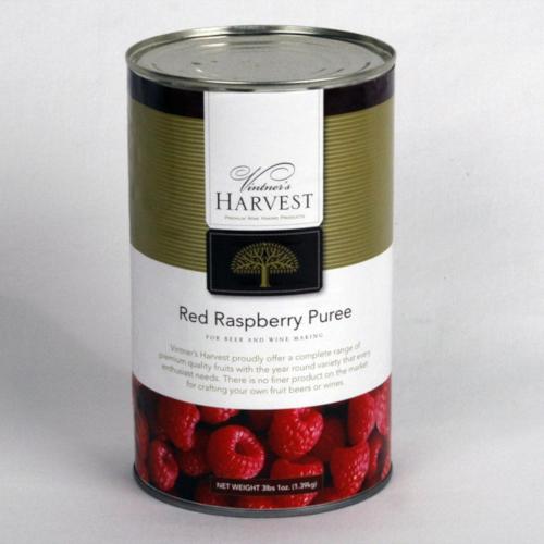 Raspberry Puree (Oregon Fruit) - 49 oz