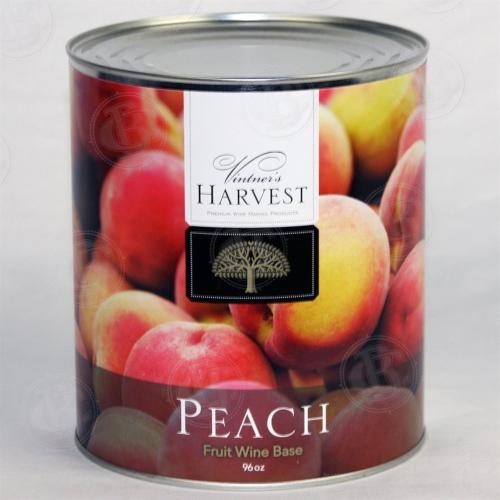 Vintner's Harvest Peach Wine Base - 96 oz