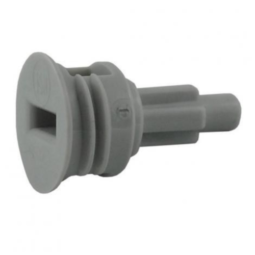 Gray Cap for Short Pin Lock Gas Disconnect - CMBecker