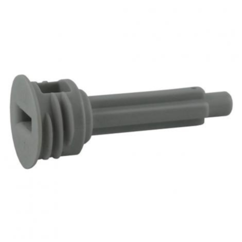 Gray Cap for Tall Pin Lock Gas Disconnect - CMBecker
