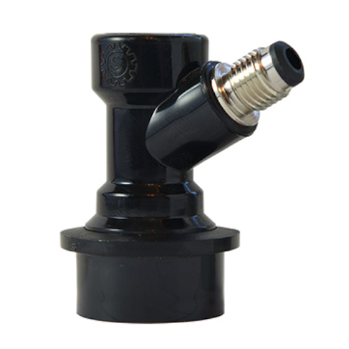 Ball Lock Black Liquid Disconnect - MFL