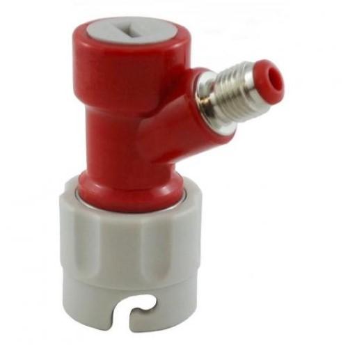 Pin Lock Gray Gas Disconnect - MFL