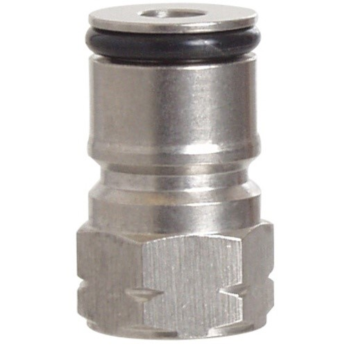 Post With O Ring - Gas Ball Lock