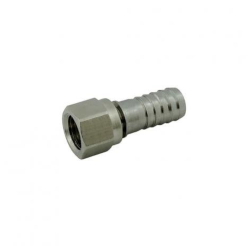 """Swivel Barb and Hex Nut (1 Piece) - 3/8"""" Barb"""