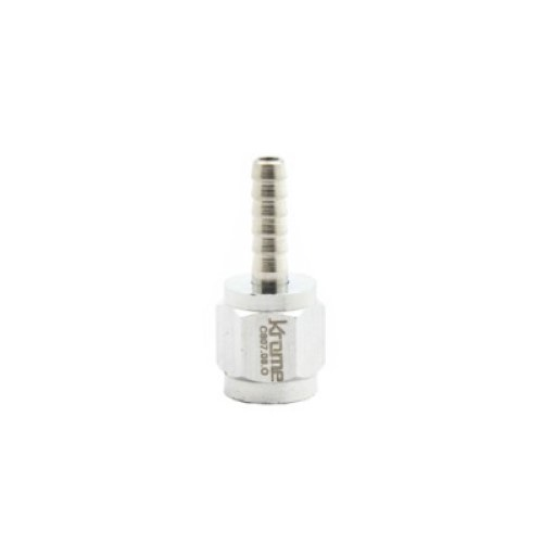 """Swivel Barb and Hex Nut Set - 1/4"""""""