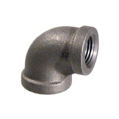 """Stainless Steel Pipe Elbow - 1/2"""" FPT"""