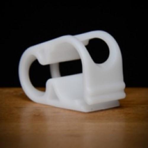 Plastic Tubing Clamp - Standard