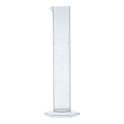250 ml Plastic Graduated Cylinder