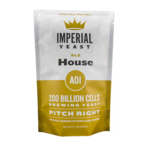 Imperial Organic A01 House Yeast
