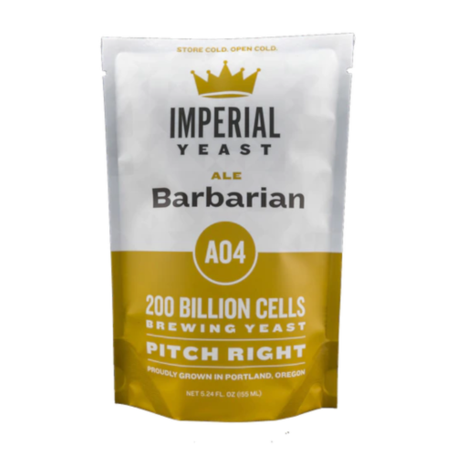 Imperial Organic A04 Barbarian Yeast