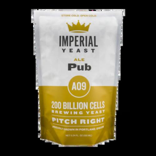 Imperial Organic A09 Pub Yeast