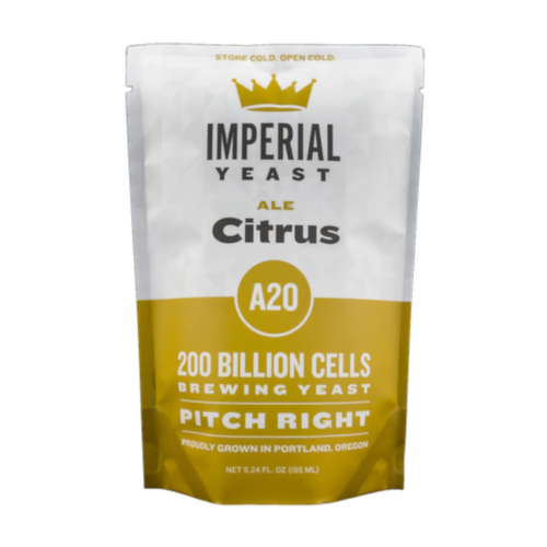 Imperial Organic A20 Citrus Yeast