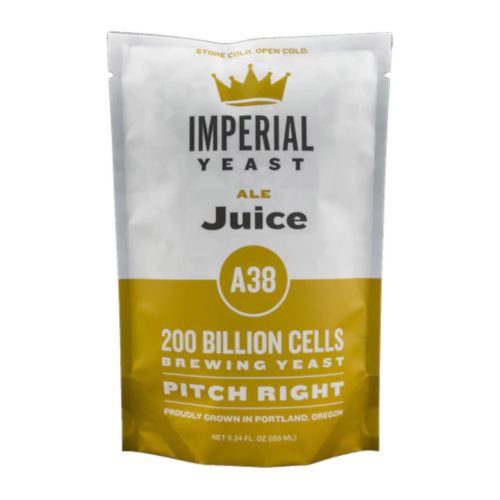 Imperial Organic A38 Juice Yeast