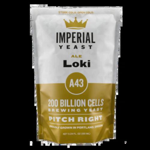 Imperial Organic A43 Loki Yeast