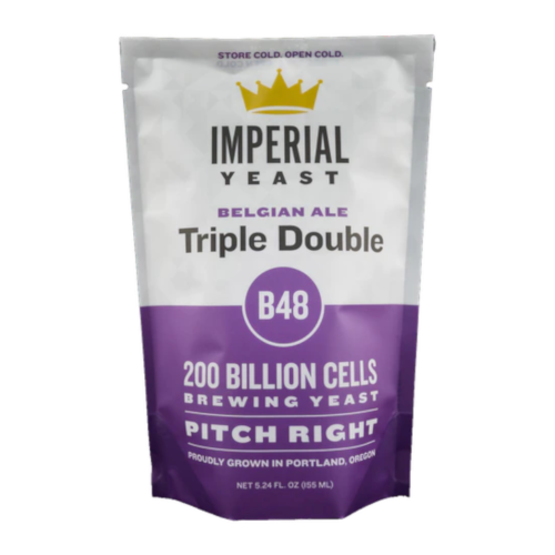 Imperial Organic B48 Triple Double Yeast