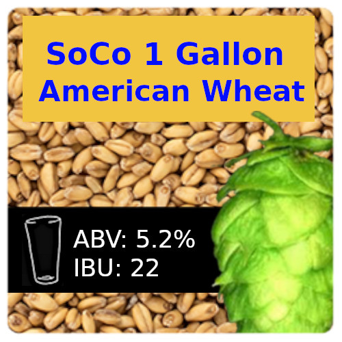 1 Gallon American Wheat