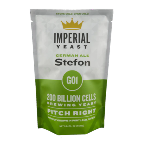 Imperial Organic G01 Stefon Yeast
