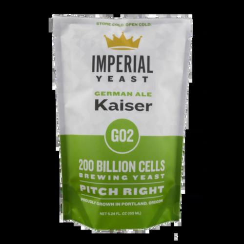 Imperial Organic G02 Kaiser Yeast