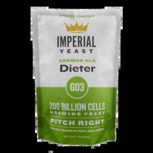 Imperial Organic G03 Dieter Yeast