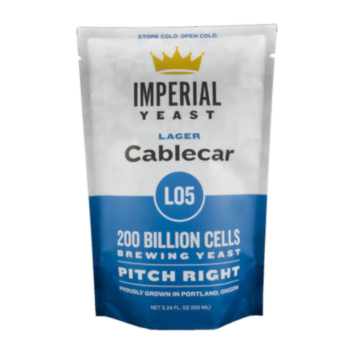 Imperial Organic L05 Cablecar Yeast