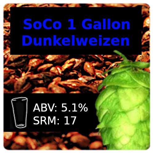 SoCo - Dunkelweizen - 1 Gallon