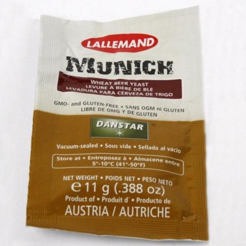Lallemand LalBrew Munich Wheat Beer Yeast - 11 g