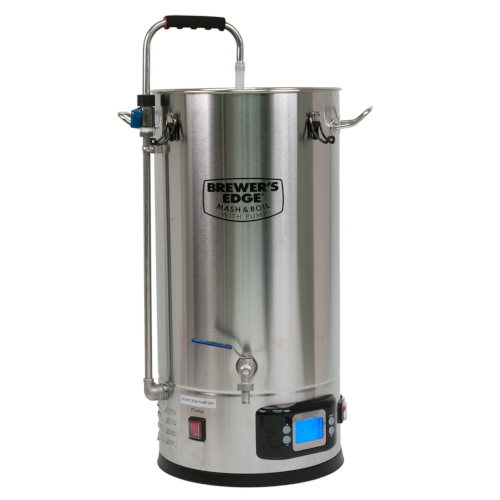 Brewer's Edge Mash & Boil with Pump Unit
